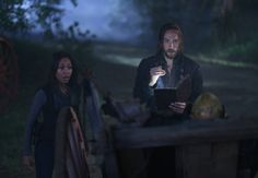 Sleepy Hollow season 2! Awesome!