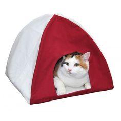 Cat Tent TIPI 40x40x35cm CanAgri