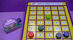 É um jogo que envolve as quatro operações básicas da matemática: Adição, Subtração, Multiplicação e Divisão = ASMD. Que tem como objetivo trabalhar o raciocínio lógico