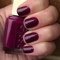 Essie Bahama Mama, another fall favorite!