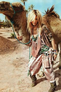 Vogue Paris / Isabel Marant boots