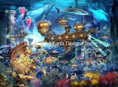Atlantis Express by Ciro Marchetti HAED