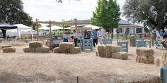 Feria Jardines del Campo, una iniciativa muy original