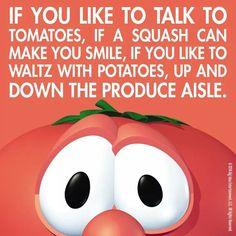 Veggie Tales Bob The Tomato Gif
