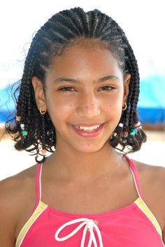 Terrific Black Hairstyles Braids For Teenagers Hair Pinterest Short Hairstyles For Black Women Fulllsitofus