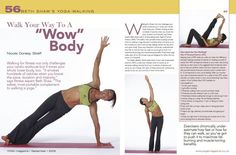Walk your Way to a Wow Body