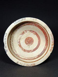 Όστρακο Αρχαία Τέχνη, Ιταλο-Γεωμετρική Κύπελλο, Ετρούσκων, πρώτου ημιχρόνου 7ο…