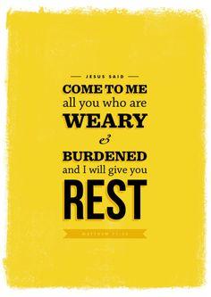 Rest: