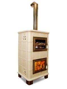 stufa maiolica con forno