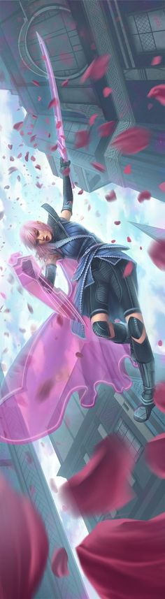 Lightning Returns Artwork
