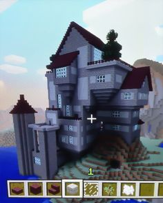 minecraft mansion