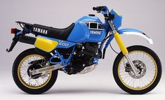 #Yamaha #XT600 Tenere