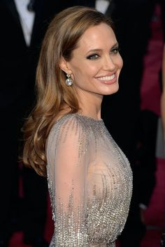 Angelina Jolie | Hairspiration: The Long Hairstyles We Love