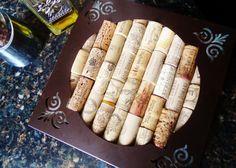 DIY: Hangable Wine Cork Trivet   ScatteredTreasures