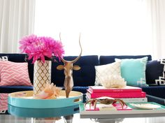 My Idea Of Colorful, Elegant & Sophisticated Rooms - Addicted 2 Decorating®                                                                                                                                                                                 More