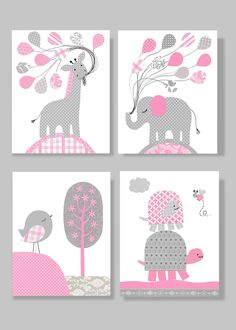 https://www.etsy.com/es/listing/180157799/gray-and-pink-nursery-art-elephant-bird?ref=related-1