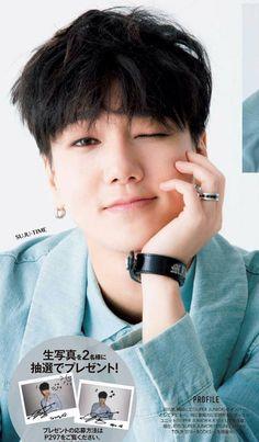 Yesung - Maquia Magazine 4