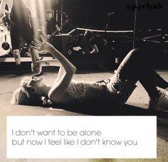 Paramore lyrics | Never Let This Go