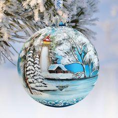 White Christmas Ornaments, Ball Ornaments, Simple Christmas, Christmas Holidays, Christmas Bulbs, Christmas Crafts, Seasonal Decor, Holiday Decor, Holiday Ideas