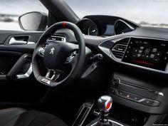 2016 Peugeot 308 GTi | 1,6L THP | Turbo I4, 1,598 cm³ | 270 HP