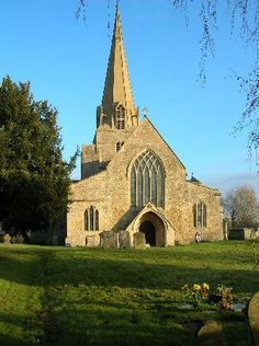 Bampton, UK: The Parish Church