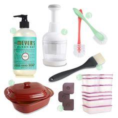 Kitchen Essentials (about Mrs. Myers Liquid Hand Soap and other kitchen essentials)