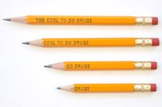 This drug-dealin' pencil: | The 31 Worst Things That Have Ever Happened To Design