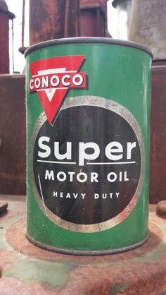 vintage Conoco