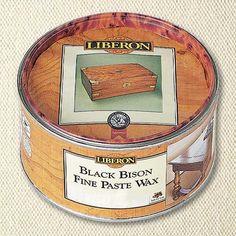 Medium Oak Liberon Wax
