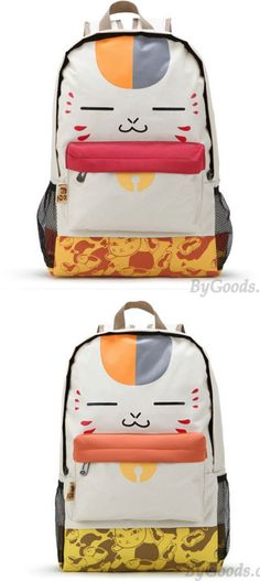 Cute Cartoon Cat Backpack College Large Capacity Shoulder Bag for big sale ! #backpack #cute #Bag #college #cartoon