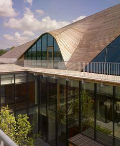 herault arnod architectes rossignol global headquarters