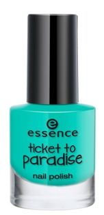 Essence LE Ticket To Paradise - Nail Polish Dive Me To The Island