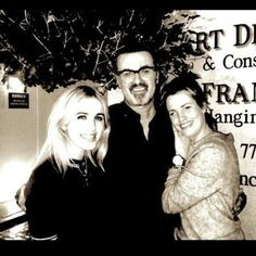 #georgemichael with some lucky fans.