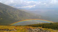 Fall weather, fall colors and rainbows in #Breckenridge. Photo courtesy of Gabe Keyes, GK Edits and Hannah Jacobs