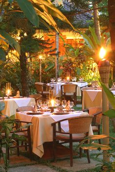 Mozaic Restaurant Gastronomique in Ubud gets the #5 spot in the 2013 Miele Guide