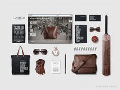Fashion brand identity - Preppy by Kreiselberg