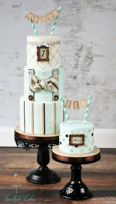 Boy to man by Tamara …See the cake: http://cakesdecor.com/cakes/212047-boy-to-man
