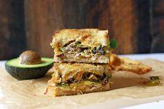 Turkey, Avocado and Bacon Grilled Cheese Recipe on Yummly. @yummly #recipe