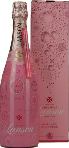Lanson Pink Edition in geschenkdoos - Champagne A.O.P. | Dewit Wijnen