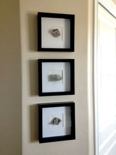 The Shabby Nest: Inexpensive DIY Wall Art~