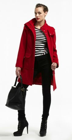 Dress for a Canadian Winter Canadian Winter, Vancouver, Leather Jacket, Coat, Fall, Jackets, Collection, Dresses, Fashion