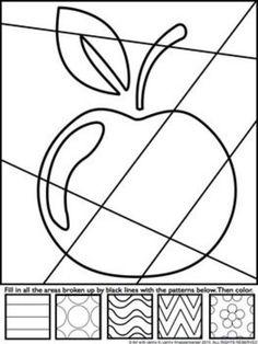 pommes d'automne - Les petites choses de Gaëlle à l'école