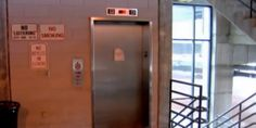 Police respond to eerie reports of ghost riding parking garage elevator #travel #roadtrips #roadtrippers