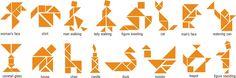tangram patterns