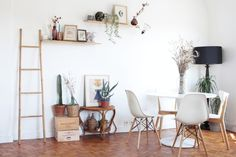 La composición perfecta para la pared de encima del sofá | La Garbatella: blog de decoración low cost, Home Staging, estilo nórdico y DIY.