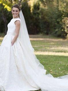 Vestido de novia isabel nuñez | Hortensias Azules