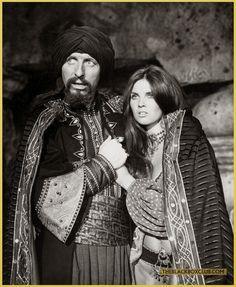 Caroline Munro John Phillip Law The Golden Voyage Sinbad Columbia