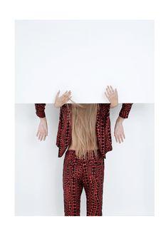 YAYOI KUSAMA x LOUIS VUITTON for The Room Magazine by MATE MORO, via Behance