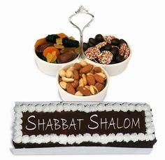 Shabbat Dessert Plate $55  www.gilisgoodies.com
