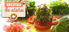 ¡Cambiamos de estación! 🍂 Comparte tu primera receta de otoño 🍂